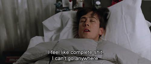 ill, sick, unwell, Sick GIFs