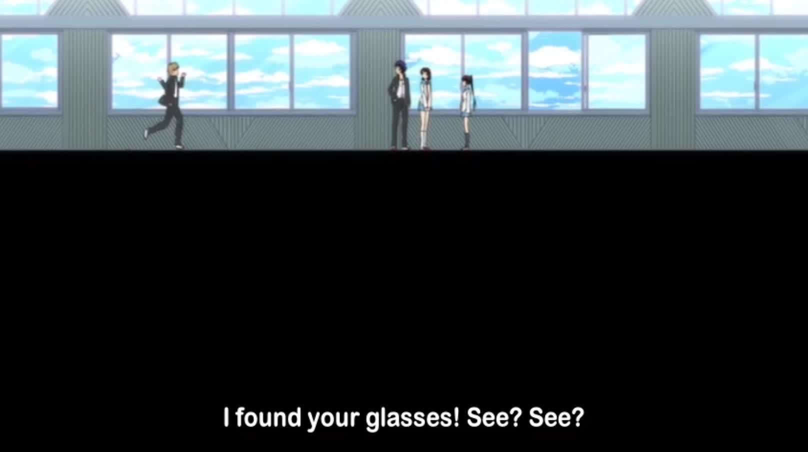 Nisekoi OVA1 (2) GIFs