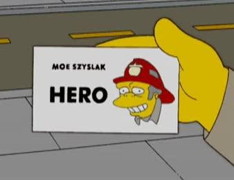 Watch and share Moe Szyslak GIFs on Gfycat
