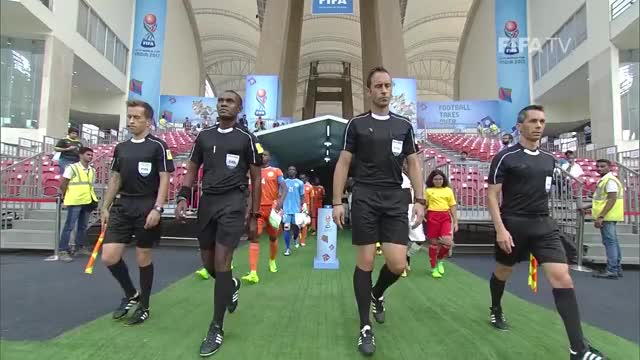 Watch and share Match 42 Ghana V Niger – FIFA U-17 World Cup India 2017 GIFs by Pawel Turek on Gfycat