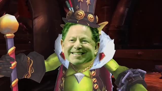 Watch Trade Prince Koticx of the Activision Cartel GIF by Jordan Frost (@frost42) on Gfycat. Discover more Activision Blizzard, Battle for Azeroth, Blizzard, Bobby Kotick, Gaming, Gaming News, Layoffs, WoW GIFs on Gfycat
