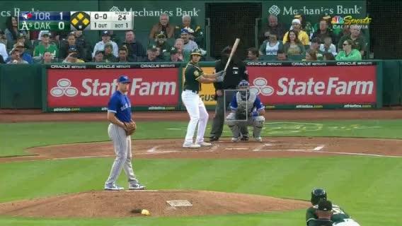 Watch chapman-scores GIF by @jsulliv6 on Gfycat. Discover more Toronto Blue Jays, baseball GIFs on Gfycat
