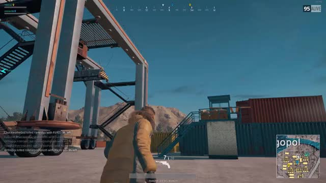 Watch and share Pistol Headshot GIFs by jinster on Gfycat