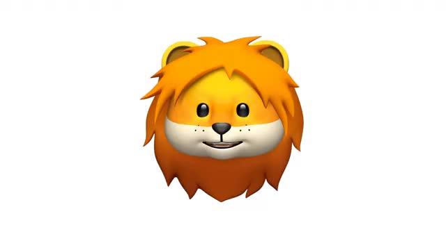 Watch and share Lion Animoji 01232018 GIFs by Kirsti Østvang on Gfycat