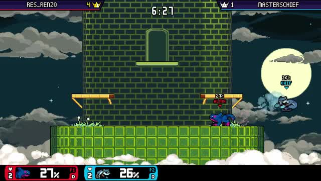 Watch and share Sick Orcane Combo GIFs by Renzo on Gfycat