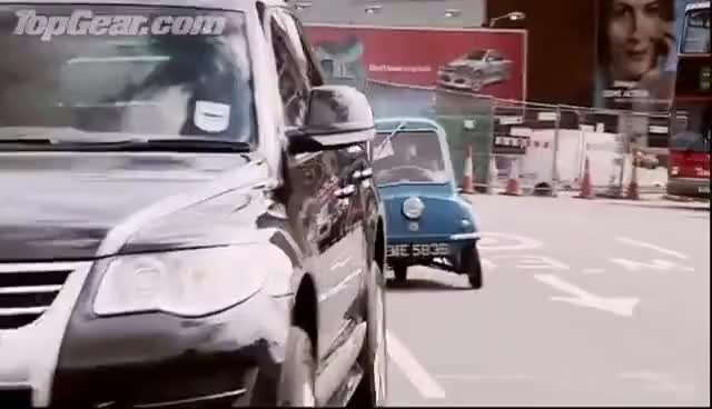 Watch and share Nejmenší Auto GIFs and Top Gear GIFs on Gfycat