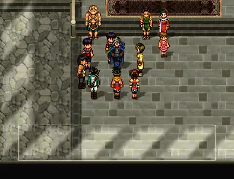Let's Play Suikoden 2! Apple's Grand Idea! GIFs