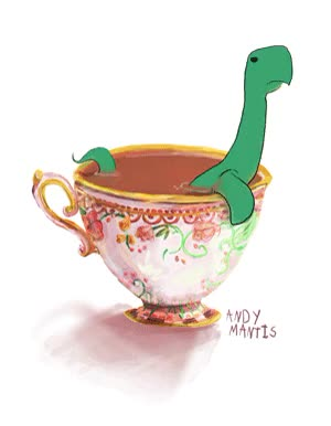 Watch A flappy sad tea cup Nessy. Put her back where you found her GIF on Gfycat. Discover more .gif, animated gif, animation, cute, cute monster, loch ness monster, monster, nessy, pink, sea monster, tea cup GIFs on Gfycat