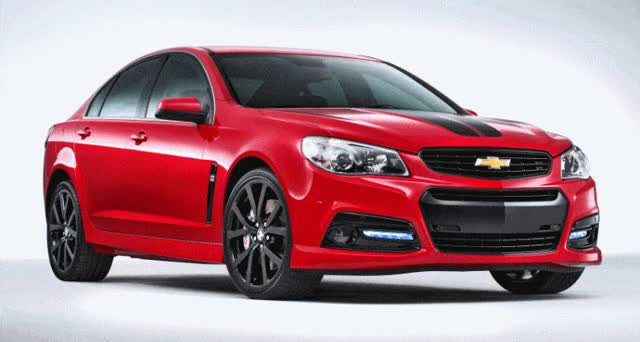 Watch and share Chevrolet SEMA Cars Lineup Includes Blacked-Out Impala, SS, Cruze And Sonic Sedans GIFs on Gfycat