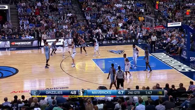 Watch and share Nerlens Noel Blocks Vs Grizzlies 17.03.03 (02) GIFs by dirk41 on Gfycat