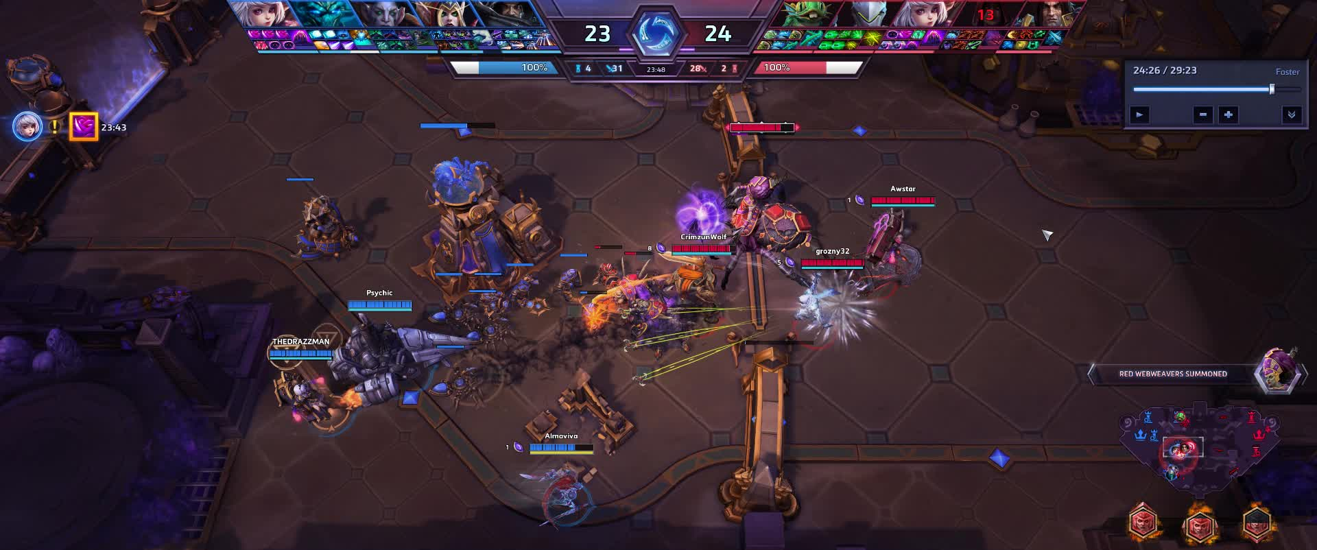 heroesofthestorm, Heroes of the Storm 2018.11.15 - 21.33.44.04 GIFs