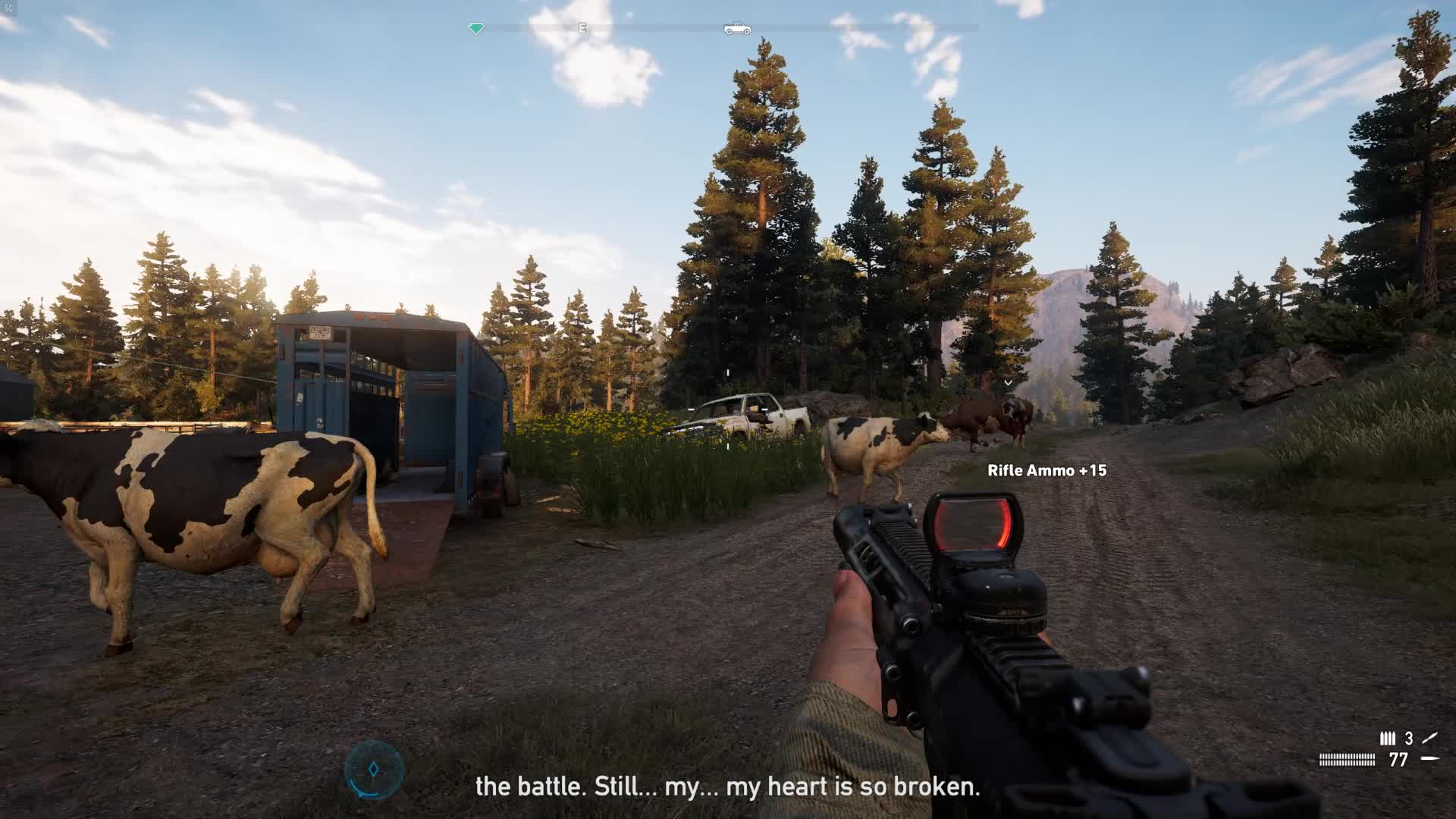 Far Cry, Far Cry 5, Cow dying GIFs