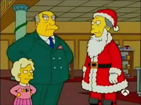 Watch and share Despedido-los Simpsons Kill Gil GIFs on Gfycat
