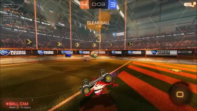 Watch The closest I've ever seen. GIF on Gfycat. Discover more rocketleague GIFs on Gfycat