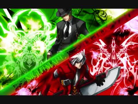 Blazblue Continuum Shift OST - Ragna The Bloodedge vs Hazama