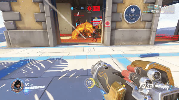 Getdownmrpresident, overwatch, There goes my hero GIFs