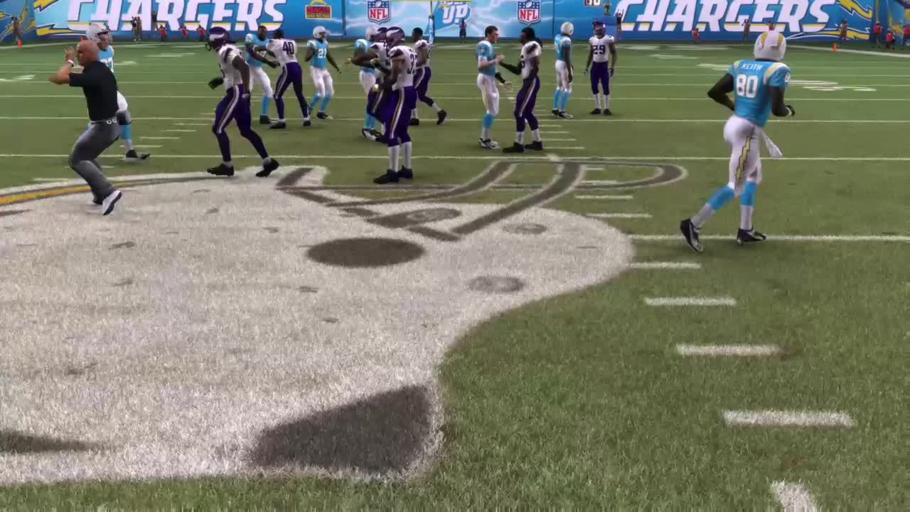gamephysics, rebl, Chargers lost their mind GIFs
