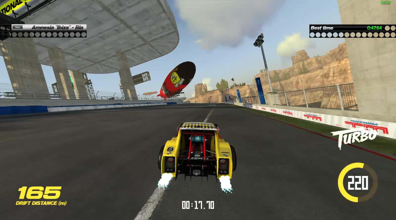 trackmania, turbo, TrackMania Turbo Big Drift GIFs