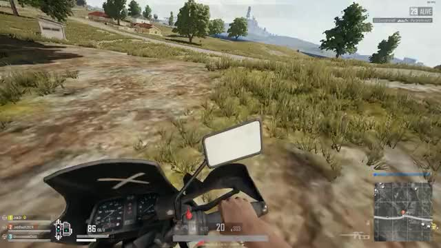 Watch and share Vlc-record-2018-02-16-21h57m26s-PLAYERUNKNOWN GIFs on Gfycat