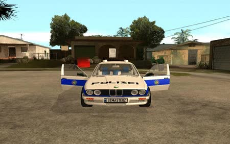 Watch and share BMW 323i E30 Polizei For GTA SanAndreas GIFs on Gfycat