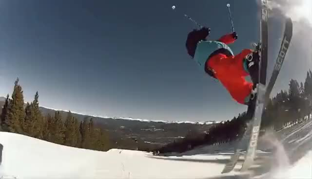 Watch and share Skii-Frontflip! GIFs on Gfycat