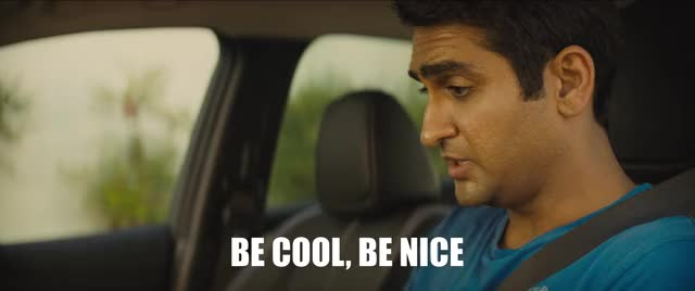 Watch this advert GIF by STUBER (@stubermovie) on Gfycat. Discover more cool, kumail nanjiani, nervous, nice, stuber, stuber movie GIFs on Gfycat