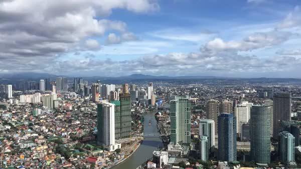 Watch and share Manila Skyline GIFs on Gfycat