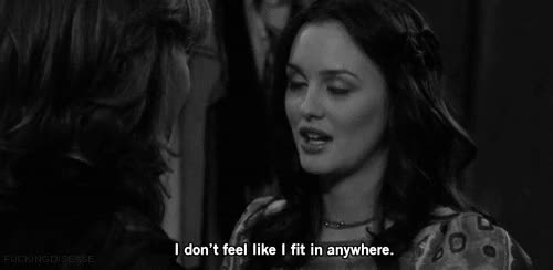 Watch blair waldorf dont fit in GIF on Gfycat. Discover more leighton meester GIFs on Gfycat