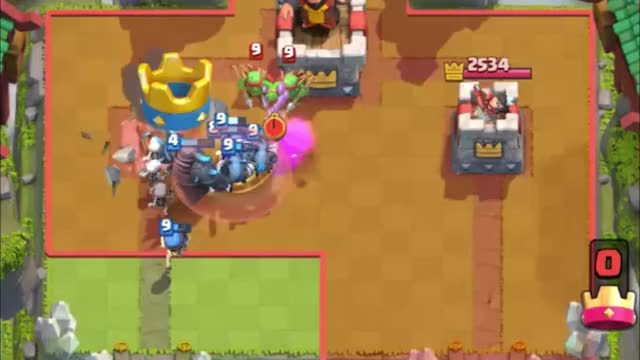 Watch and share Pekka Gameplay 3 GIFs by Clash Royale Kingdom on Gfycat