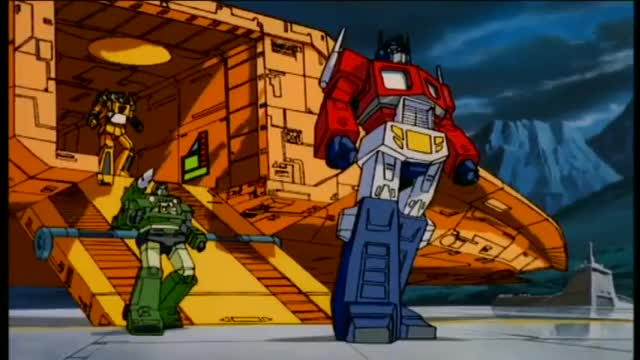Watch and share Optimus Prime Vs Megatron HD Transformers The Movie 1986 (online-video-cutter.com) GIFs on Gfycat