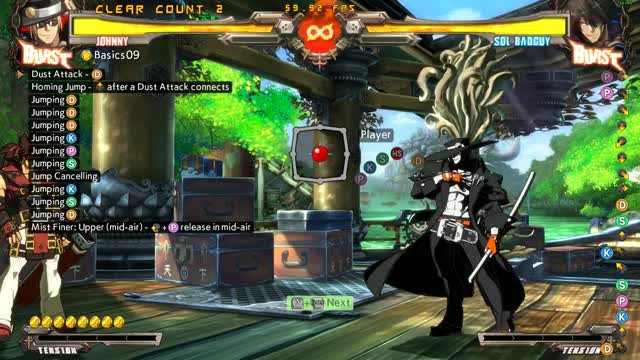 Watch and share GUILTY GEAR Xrd -REVELATOR- 2019.11.08 - 12.43.26.01 GIFs on Gfycat