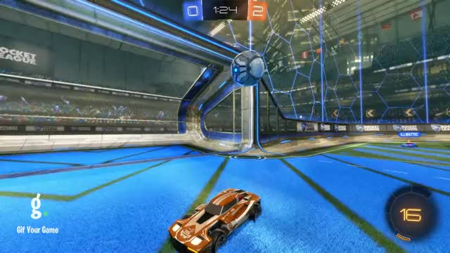 Watch Goal 3: Attractive Tyrone GIF by Gif Your Game (@gifyourgame) on Gfycat. Discover more Gif Your Game, GifYourGame, Rocket League, RocketLeague, cdrch GIFs on Gfycat
