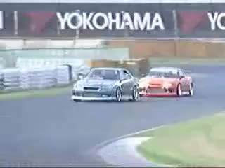 Watch and share Twin Drift Cars GIFs on Gfycat