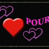 Watch and share Mon Coeur Bat Pour Toi GIFs on Gfycat