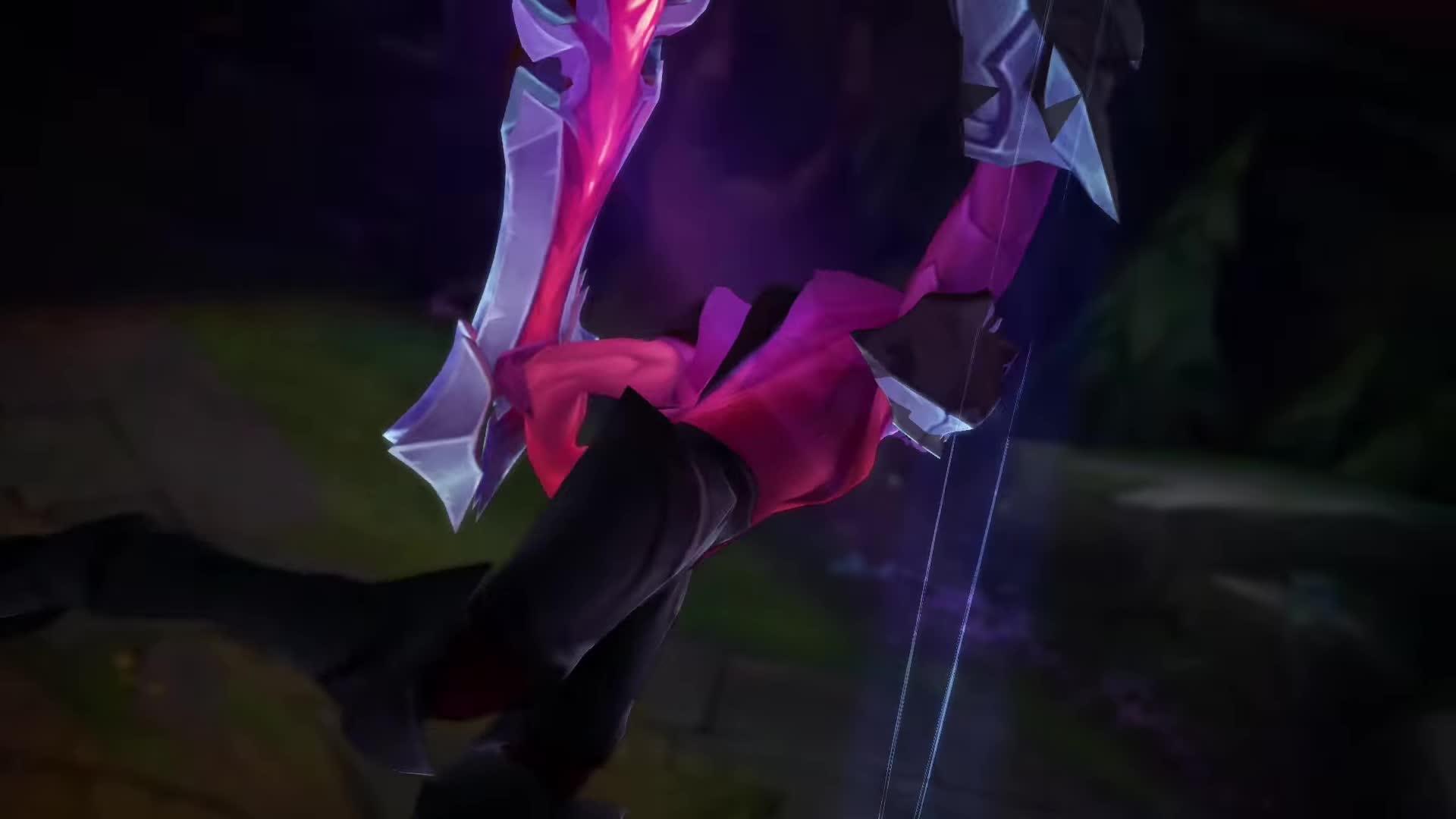 Aatrox The Darkin Blade Champion Trailer League Of Legends Gif