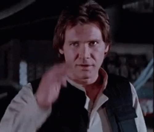 Watch Han solo GIF on Gfycat. Discover more related GIFs on Gfycat