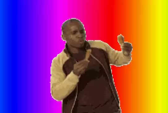 Black Guy Dancing While Eating Fried Chicken Gif Find Make