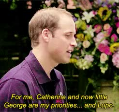 Watch and share Duke Of Cambridge GIFs and You Sweetie Pie GIFs on Gfycat