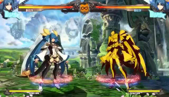 Watch and share Guilty Gear Xrd -REVELATOR- Dizzy's Theme GIFs on Gfycat