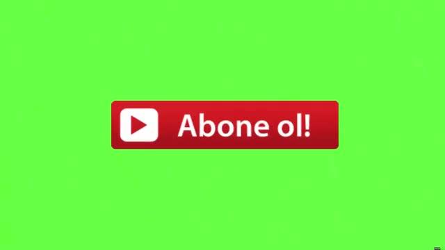 Watch and share Green Screen Abone Ol Efekti (Telifsiz).mp4 GIFs on Gfycat