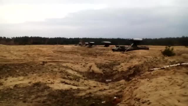 Watch and share MT-LB S-8 Unguided Rocket GIFs by gunner_schmulke on Gfycat