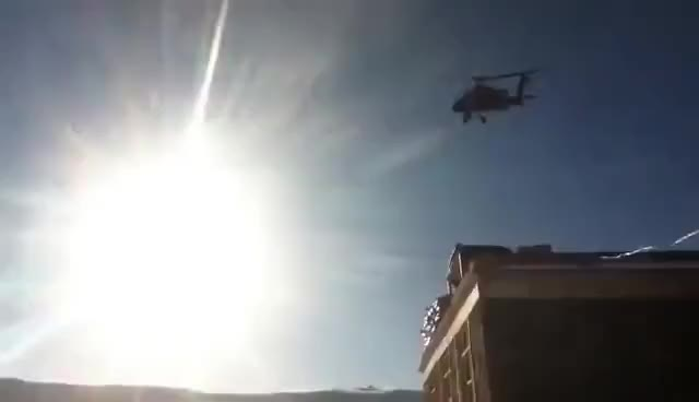 Watch AH-64 ricochet GIF on Gfycat. Discover more Afghanistan, Apache, army, crash, helicopter, snow GIFs on Gfycat