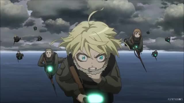 Watch We're under attack! Saga of Tanya the Evil Ep 10 GIF by Funimation (@funimation) on Gfycat. Discover more Anime, Funimation, Saga of Tanya the Evil Episode 10, SagaofTanyatheEvil, SagaofTanyatheEvilEpisode10, Youjo Senki, YoujoSenki, action, drama, loli, mental battles, military, war, war drama, wartime GIFs on Gfycat