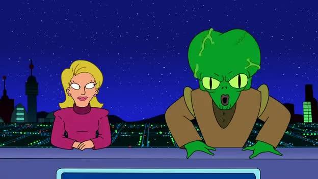 futurama, Futurama - Morbo - Doom! GIFs