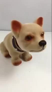 Watch Vintage Bobble Head Dog GIF on Gfycat. Discover more related GIFs on Gfycat
