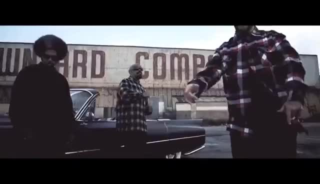 Watch and share Delinquent Habits - CALIFORNIA Feat. Sen Dog (Cypress Hill) 2017 - (Official Video) GIFs on Gfycat