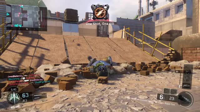 Watch and share Blackops3 GIFs on Gfycat