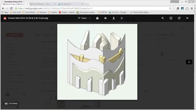 Watch 3D Modelling Special Interest Group – October 2015 GIF on Gfycat. Discover more related GIFs on Gfycat