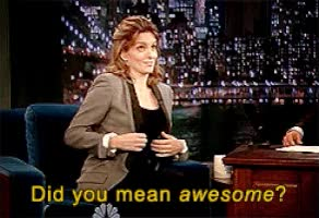 Watch Tina Fey GIF on Gfycat. Discover more related GIFs on Gfycat