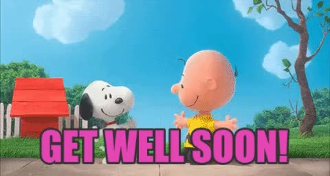 Watch this get well soon GIF on Gfycat. Discover more charlie brown, feel better, get better, get better soon, get well, get well soon GIFs on Gfycat